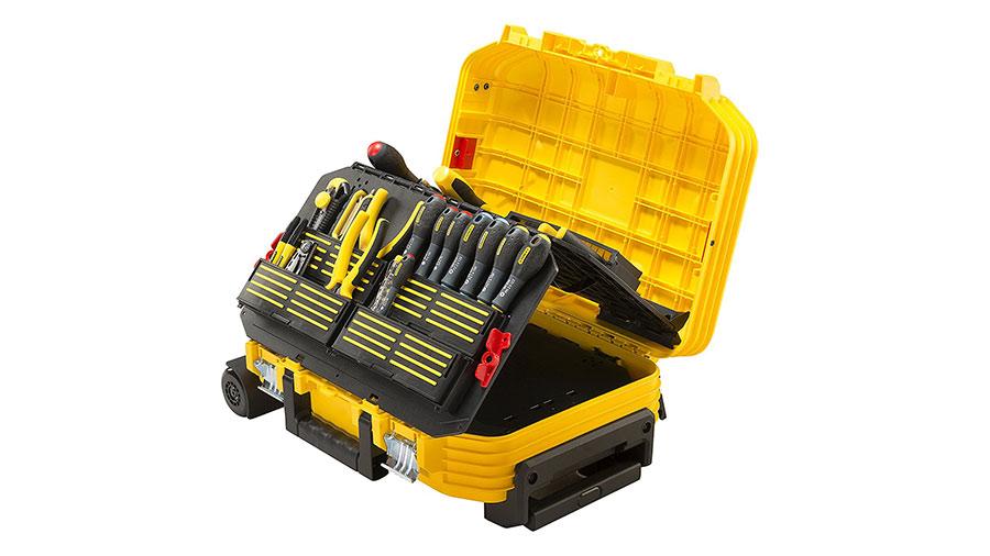 avis et prix valise de maintenance à roulette STANLEY FMST1-75530