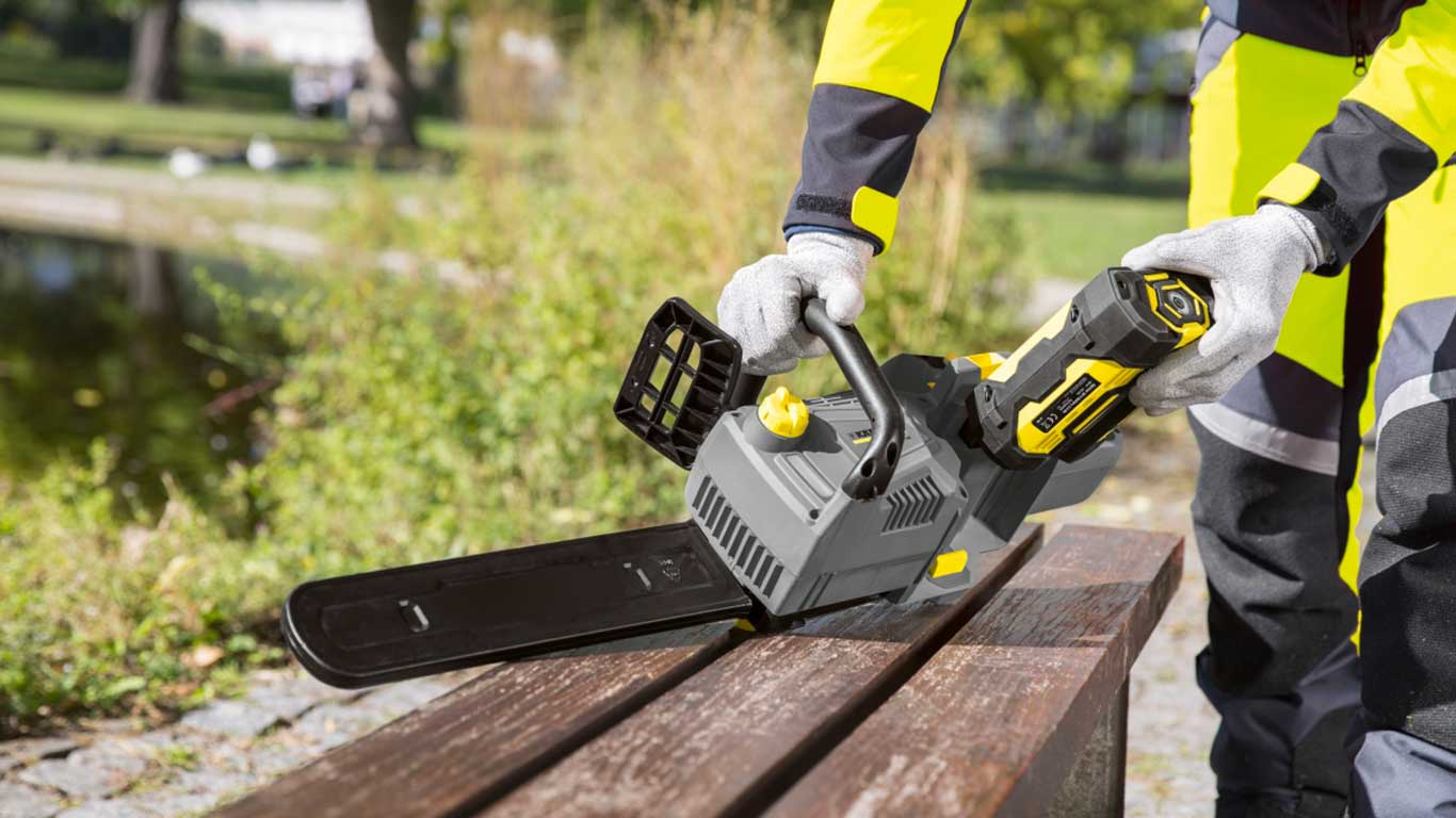 Tronconneuse CS 330 Bp karcher