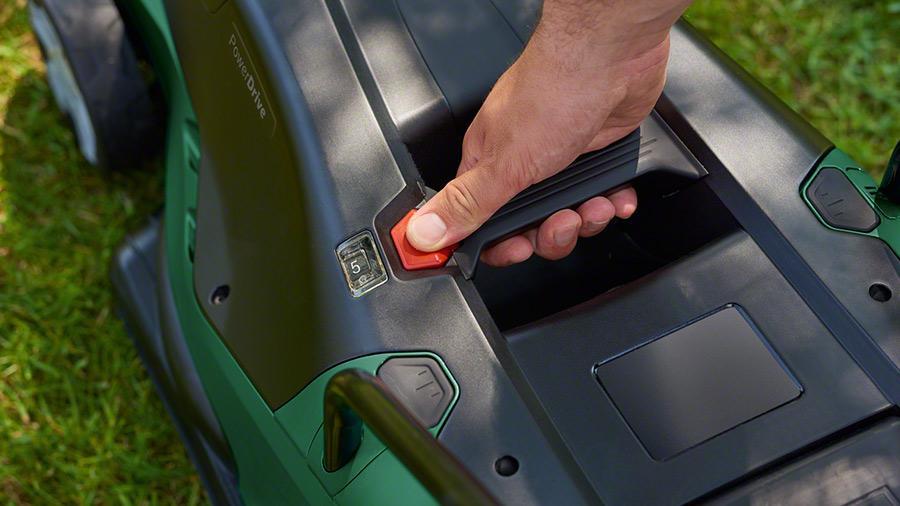avis et test tondeuse rotak advancedrotak et universalrotak Bosch
