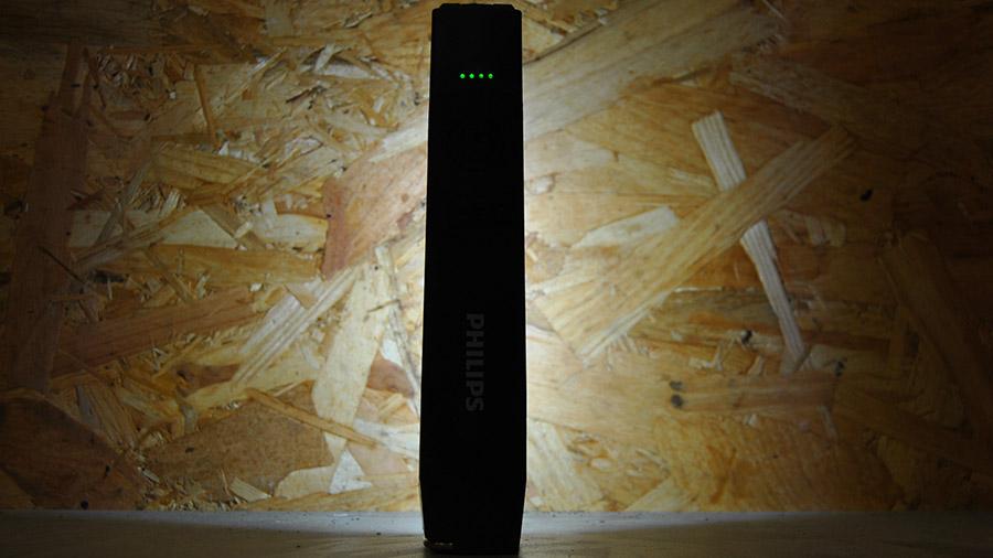 Nouvelle baladeuse Philips EcoPro61 Slim pour éclairer les zones étroites