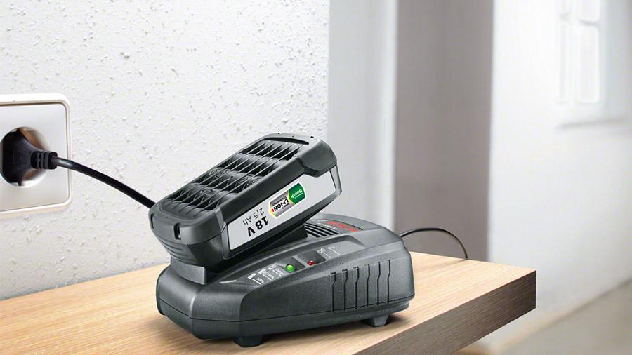 avis et prix chargeur de batterie et batterie Bosch