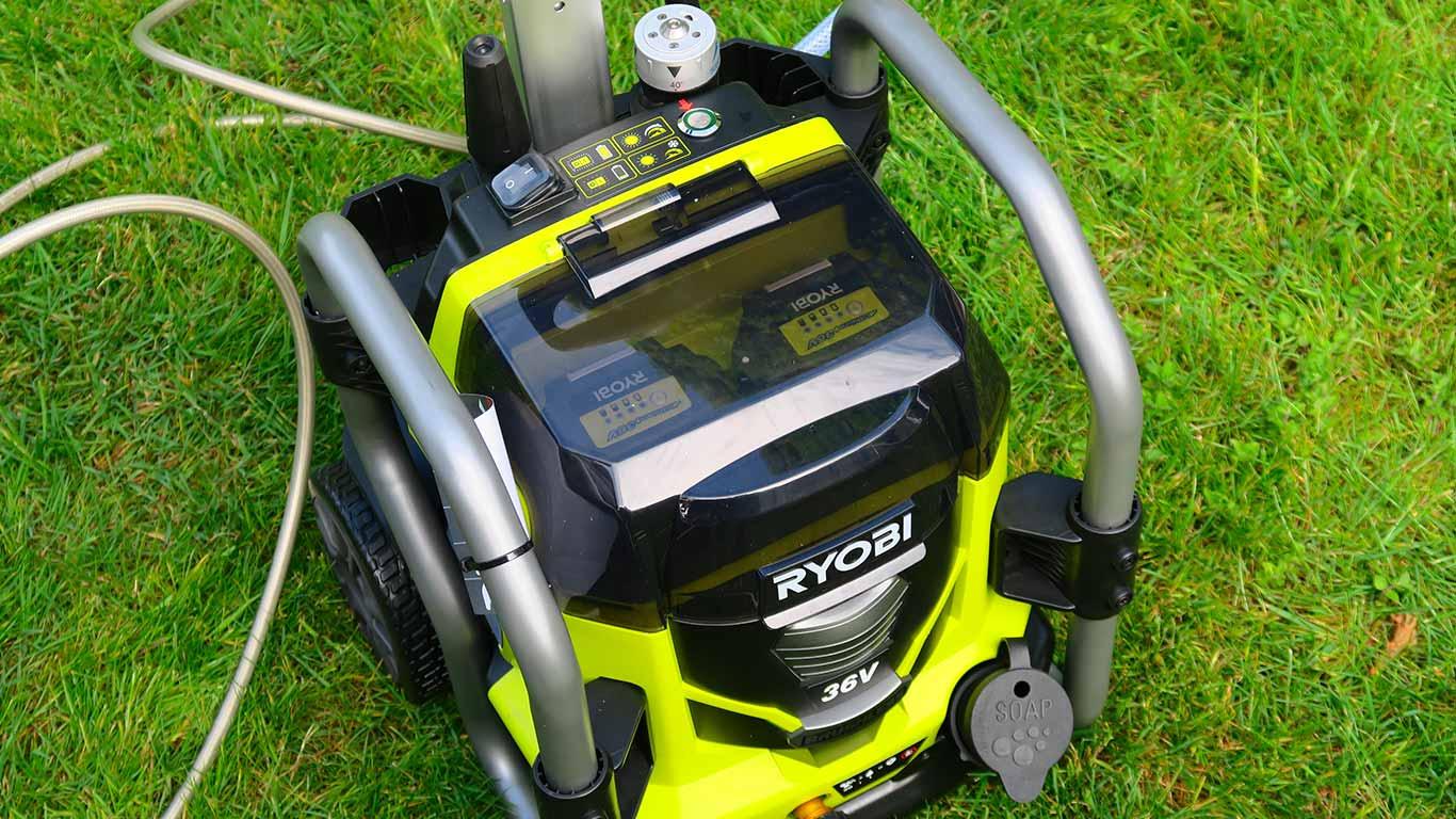 Nouvelles batteries LITHIUM+ Max Power 36 V RYOBI