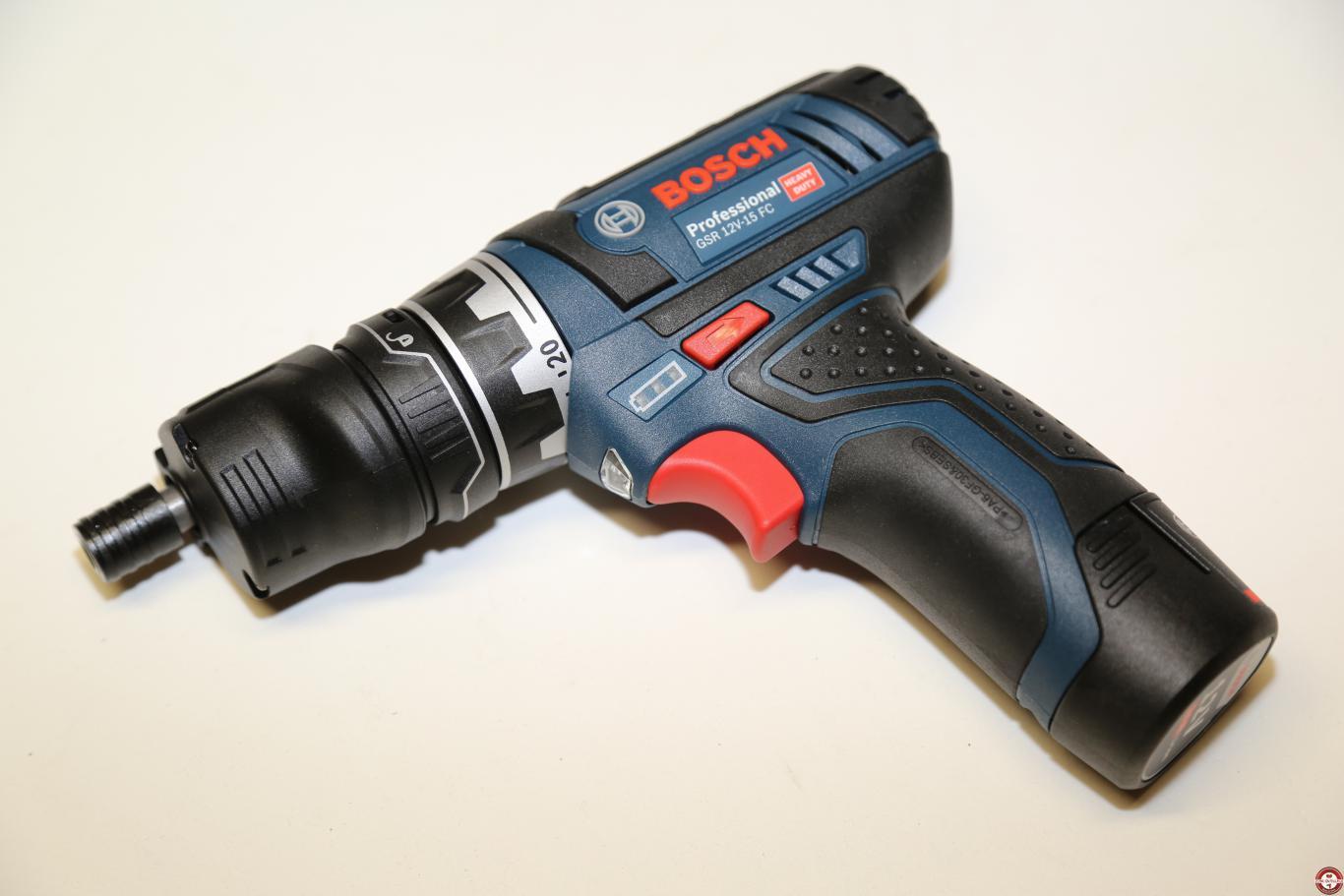 Perceuse-visseuse FlexiClick GSR 12V-15 FC Bosch Professional