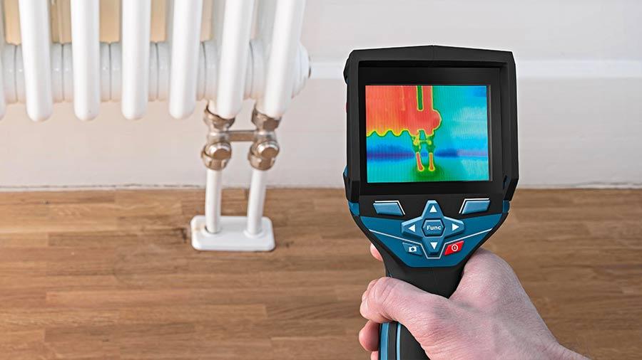Caméra thermique GTC 400 C Bosch Professional