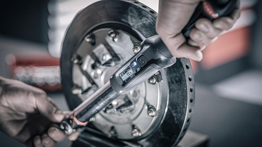 clé dynamométrique E.516ST Smart Torque FACOM