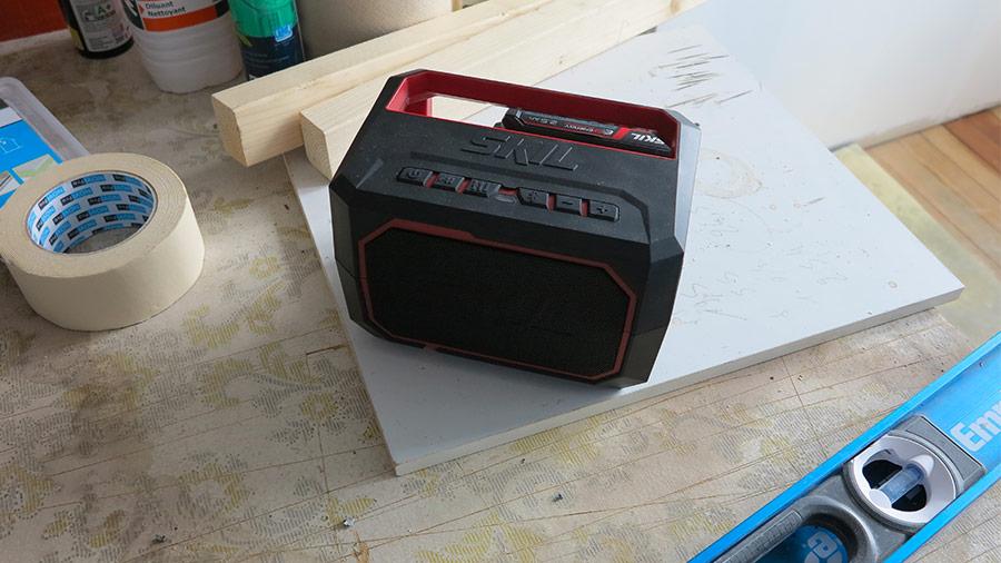 Test complet et avis de l'enceinte Bluetooth VA1E3151CA SKIL