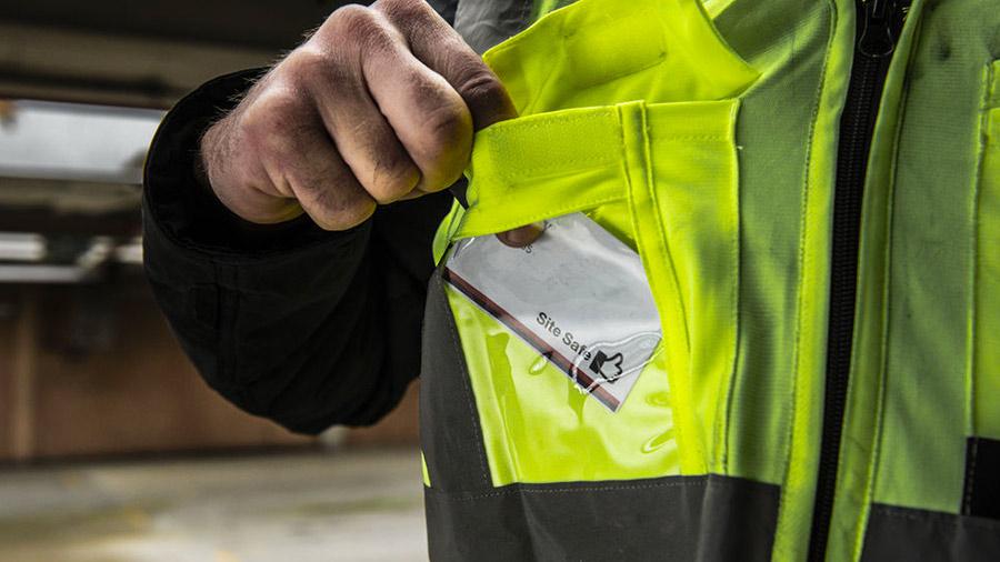 Gilet de sécurité haute visibilité Milwaukee