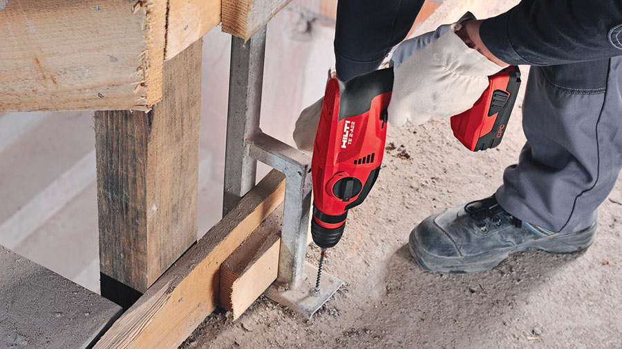 perforateur sans fil SDS-Plus Hilti TE 2-A22