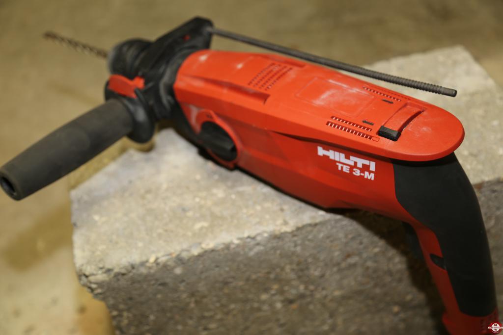 Nouveau perforateur burineur te 3 hilti un outil polyvalent pour le quotidi - Perforateur burineur hilti prix ...
