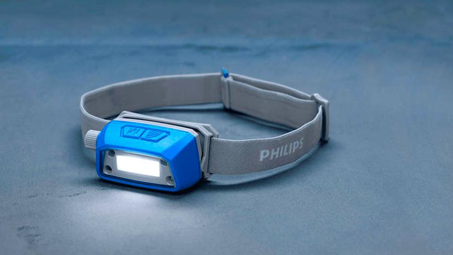 Lampe frontale rechargeable HL22M LPL74X1