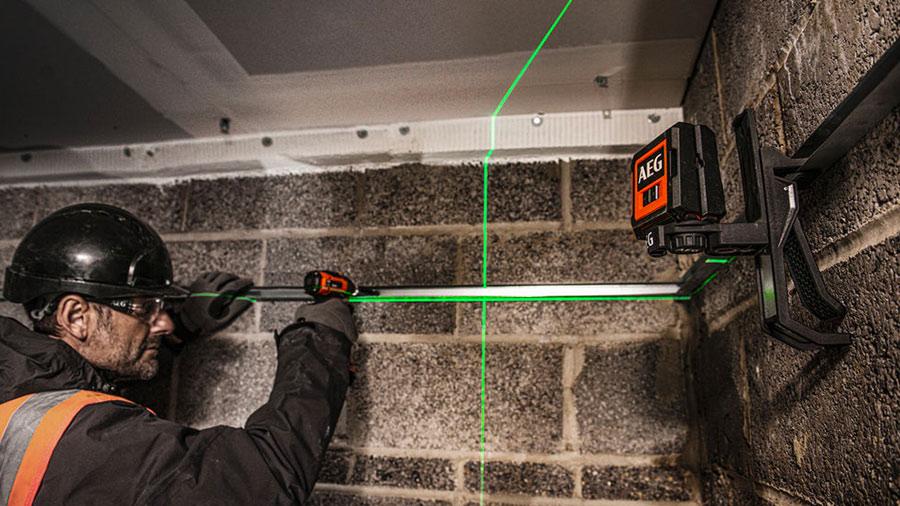 Laser lignes CLG220-K AEG Powertools