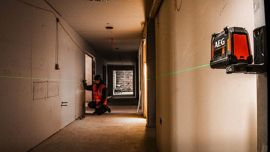 Laser lignes CLG330-K AEG Powertools