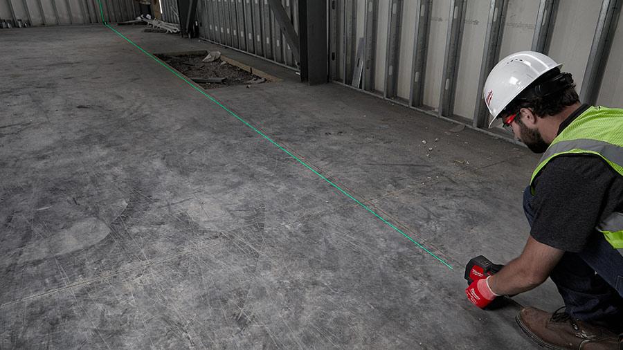 lasers Milwaukee USB L4 CLL-301C