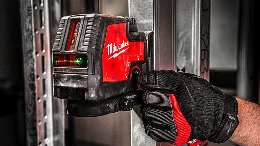 lasers Milwaukee USB L4 CLLP-301C