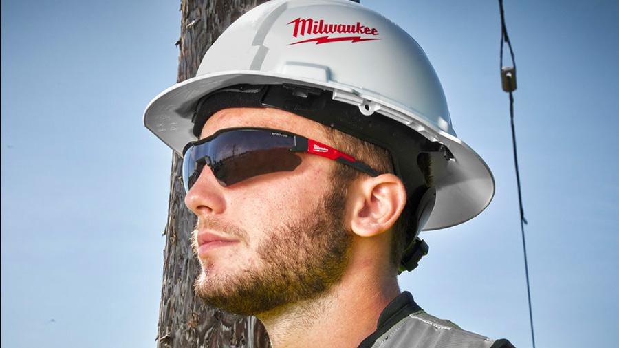 Lunettes de protection 4932471886 Milwaukee