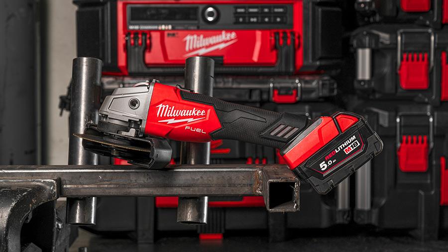 Meuleuse M18 FSAG125X Brushless Milwaukee