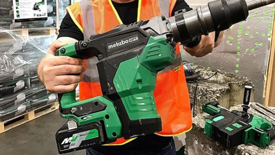 Avis Hitachi Metabo HPT