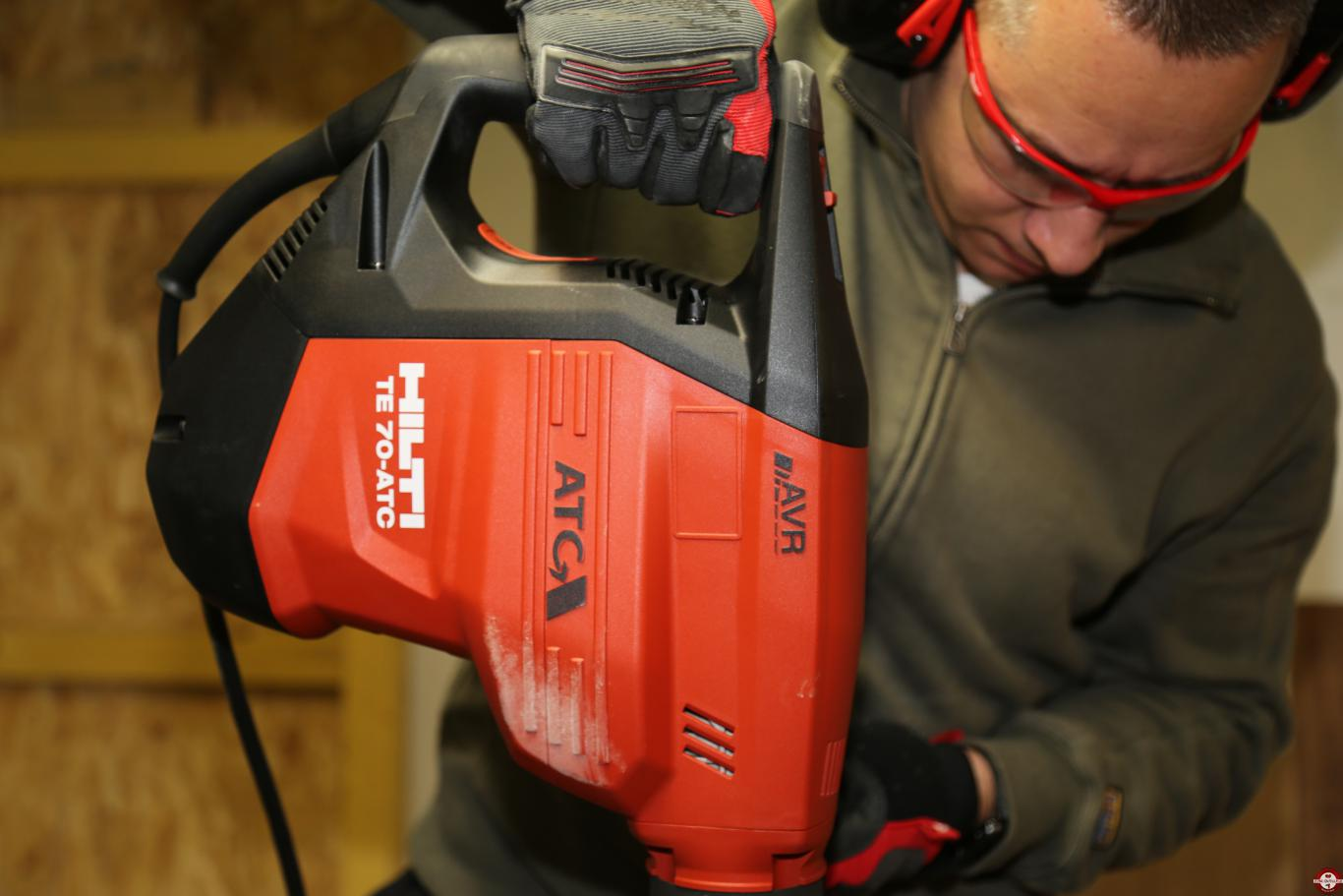 Forets TE-YX HILTI SDS-MAX 4 taillants et 6 taillants © Benjamin Leharivel - Zone Outillage