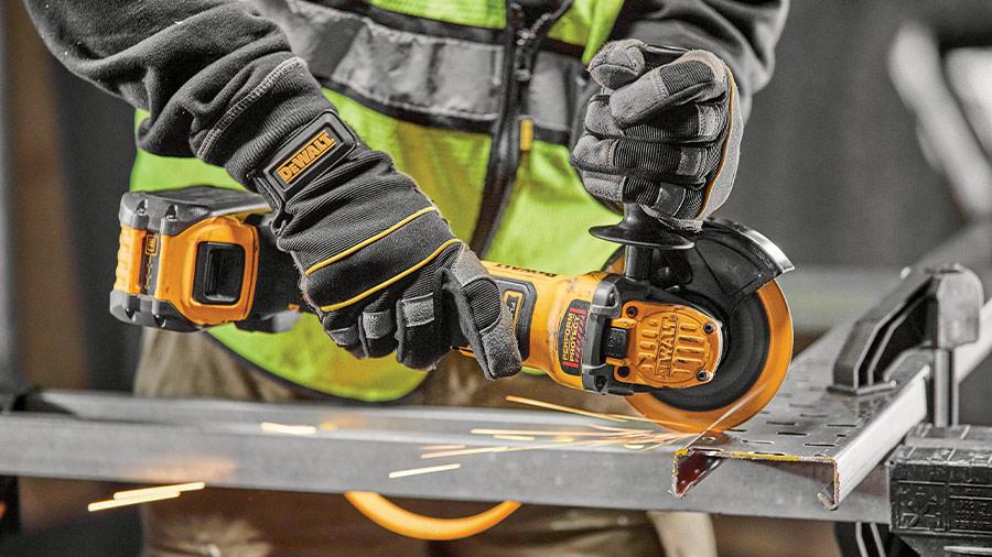 Meuleuse Dewalt DCG409 XR FLEXVOLT Advantage