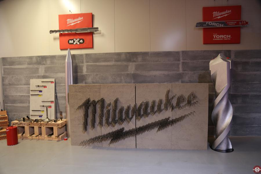 Nouveautés Milwaukee 2018 Copenhague © Benjamin Leharivel - Zone Outillage