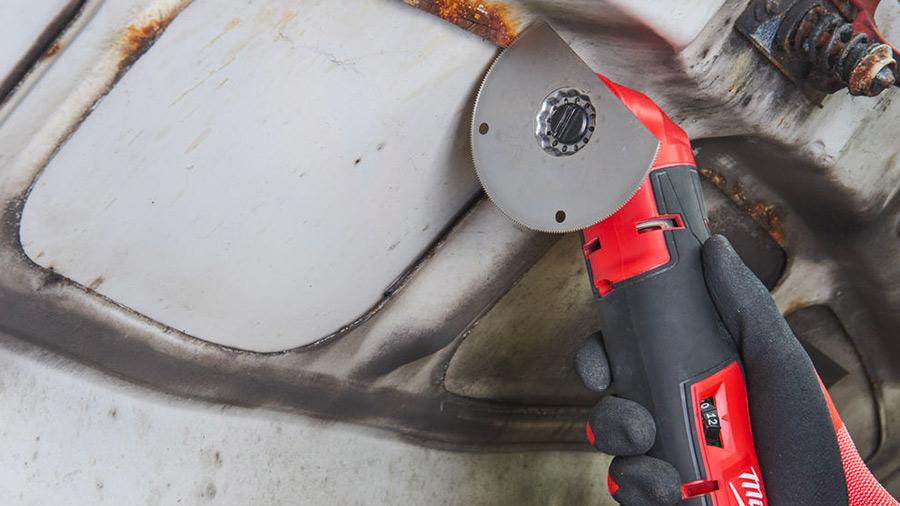 Multi-tool Milwaukee M12 FMT M18 FMT découpeur ponceur sans fil