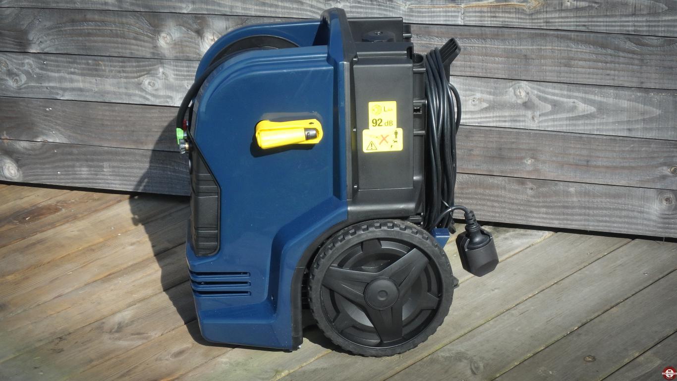 Nettoyeur haute pression GMC GPW165