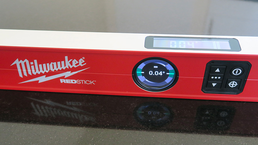 Test et avis Niveau digital REDSTICK Milwaukee