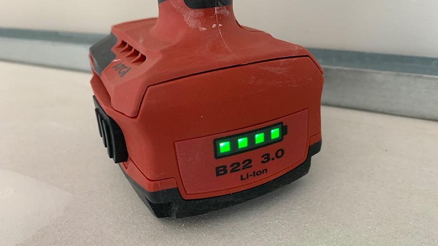 test est avis de la perceuse visseuse Hilti Hilti SF 4-A22