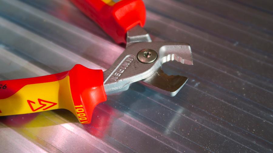 coupe-câbles knipex StepCut