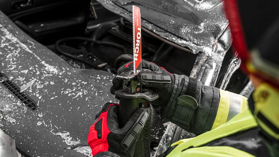 Scie sabre Milwaukee M18 ONEFSZ ONE-KEY