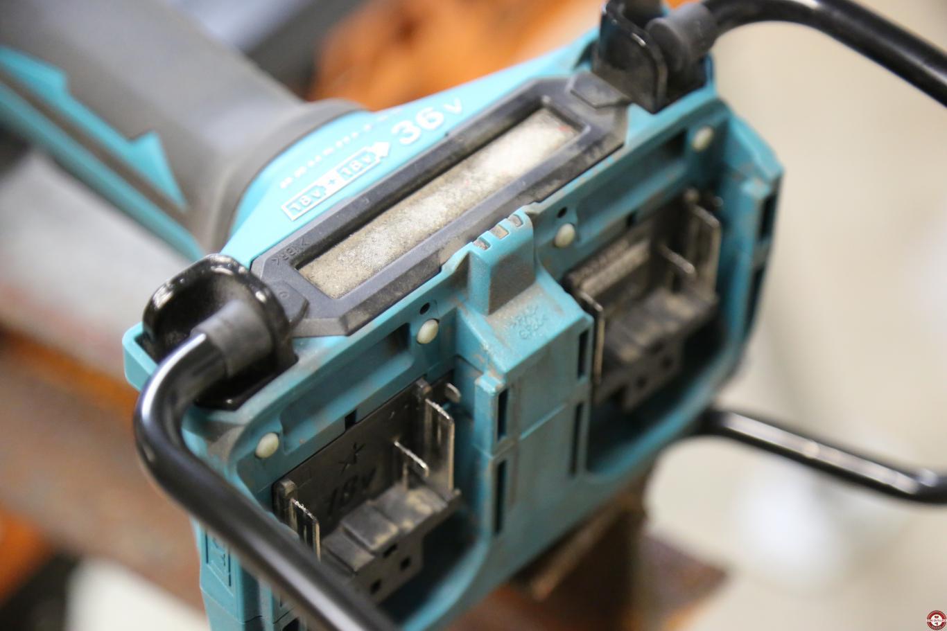 Test de la meuleuse DGA900 Makita 230 mm