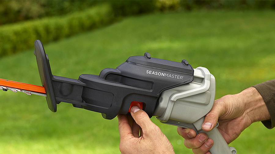 test et avis taille-haies 2 en 1 SeasonMaster BCASK81D BLACK+DECKER