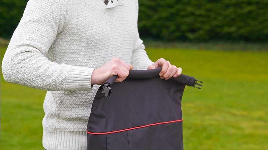 Test et avis aspirateur souffleur broyeur avec sac à dos GW3031BP-QS BLACK+DECKER