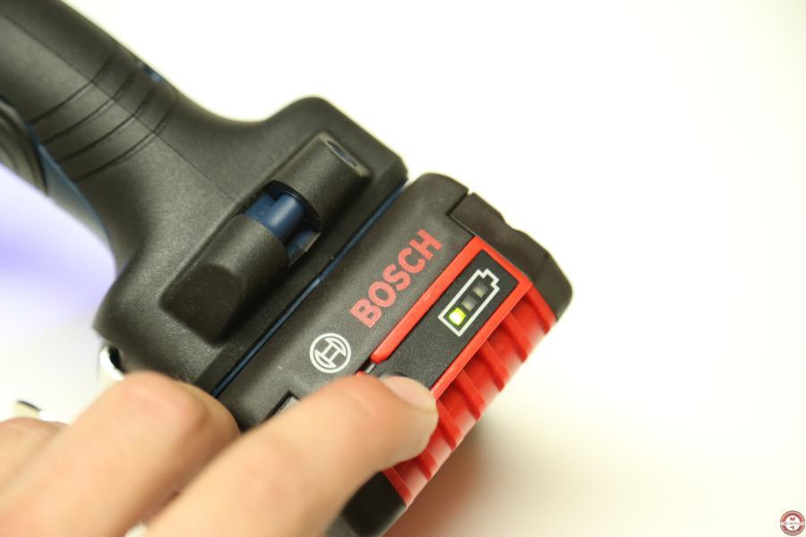Test et avis de la perceuse-visseuse à percussion GSB 18V-85 C Bosch Professional