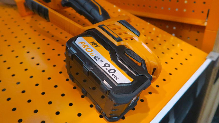 Test et avis de la meuleuse meuleuse sans fil BEWS18-230BL 230 mm