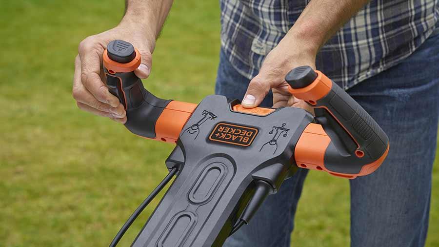 Test et avis tondeuses à gazon électrique Easysteer au meilleur prix