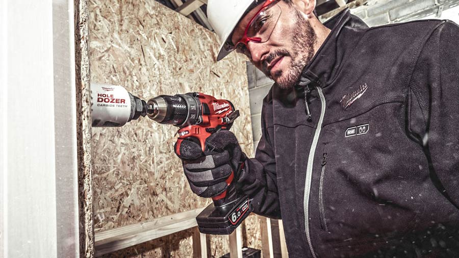 Test et avis vissseuse à percussion Milwaukee M12 FPD