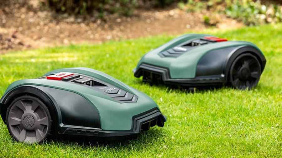nouvelles tondeuses robots Bosch Indego M 700 et Indego M+ 700
