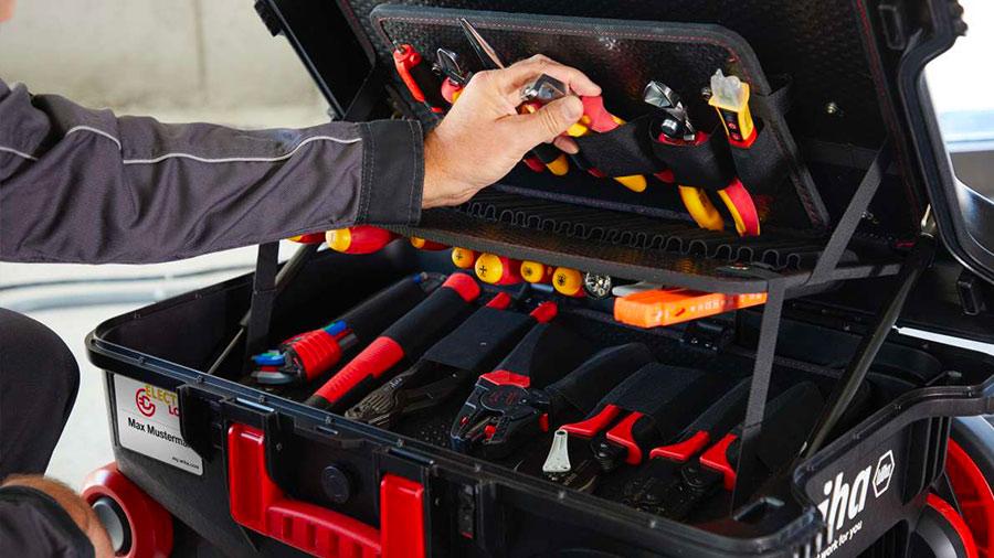 Test et avis trolley d'outils XXL III Wiha