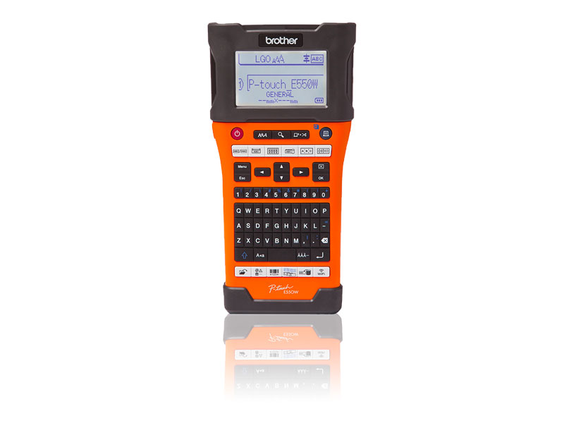 Étiqueteuse Brother PT-E550WVP