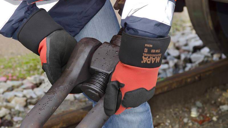 Gants de protection TITAN 850 MAPA Professionnel