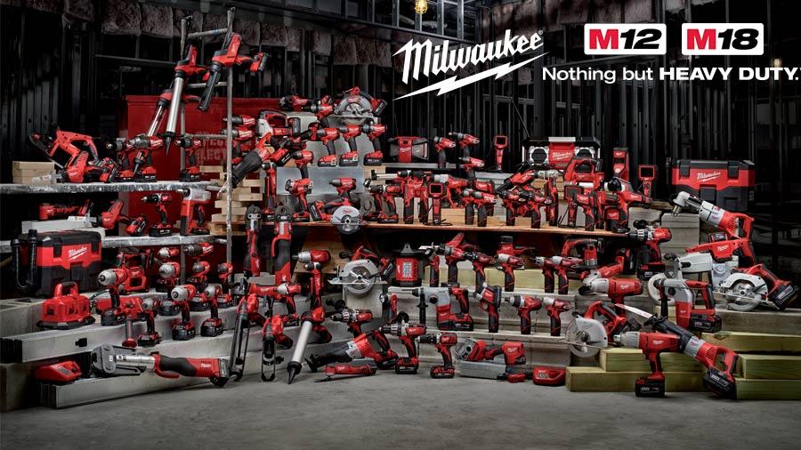 promotion pack nrj milwaukee batterie M12 offerte